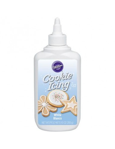 GHIACCIA REALE BIANCA -COOKIE ICING WHITE   283 G WILTON