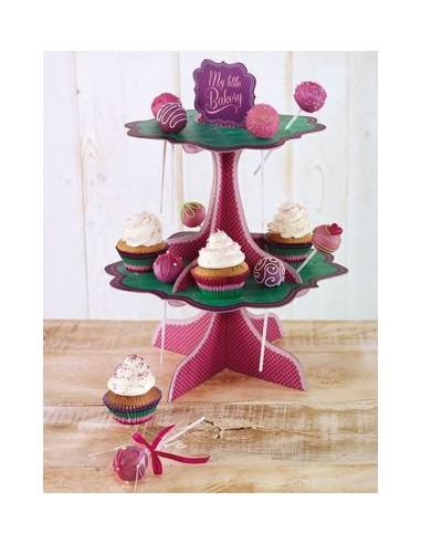 Alzata per CakePops e dolcetti (per 28 pz) 30 cm x 44 cm BIRKMANN