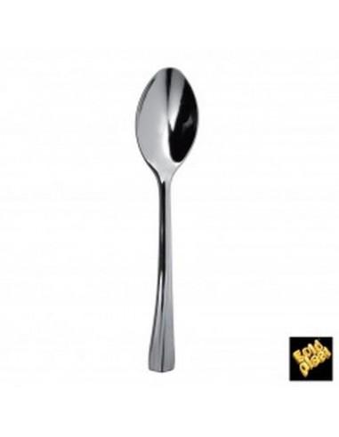 CUCCHIAIO METAL 160 mm  - Confezione da 10 pezzi - Premium Quality - GOLD PLAST