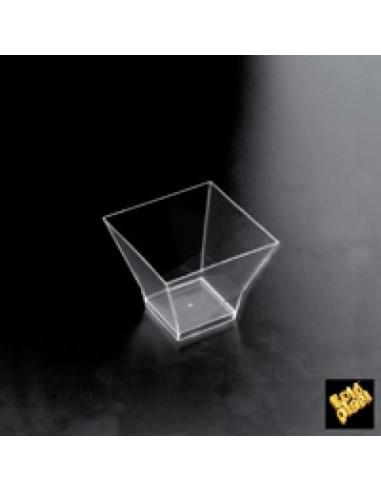 Finger Food Coppetta Pacoda PS -Trasparente-120cc da 25 pz Gold Plast