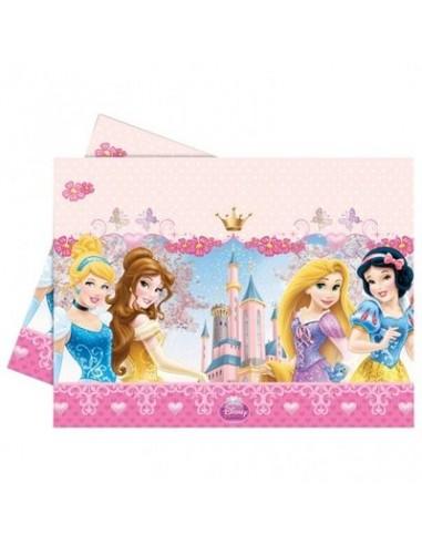 Tovaglia in plastica Principesse Disney - 120 cm x 180 cm